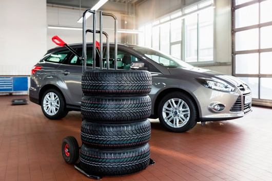 Grand Motors: Besplatne provere antifriza i akumulatora u Ford servisima