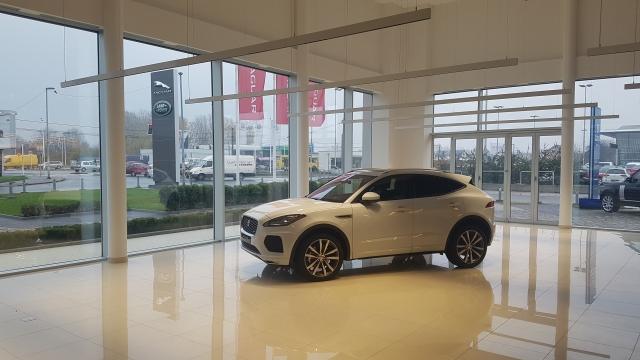 Jaguar E-Pace pretpremijerno u Srbiji, cene od 34.640 evra
