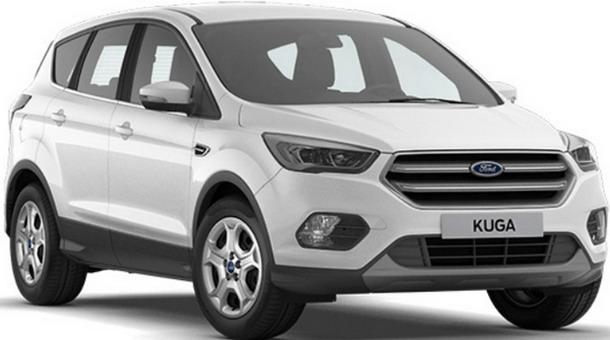 Izuzetna cena za Ford Kugu u N1 verziji