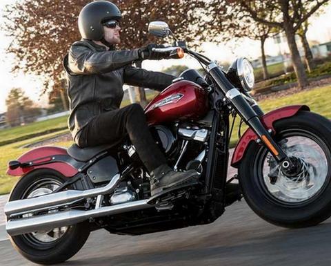Poboljšani Slim kompletirao Harley-Davidson Softail liniju
