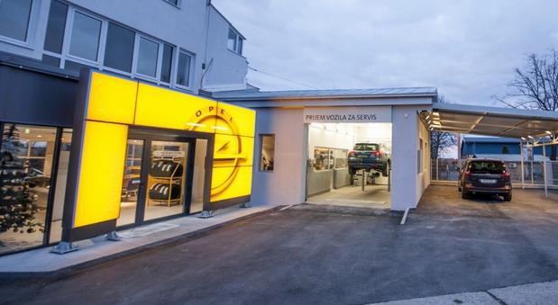 PSC Auto Beograd: Zimska specijalna akcija za Opel do 31. januara 2018.