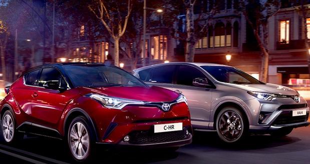 Sajamski uslovi za kupovinu Toyota vozila