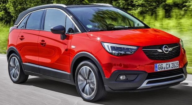 Specijalna ponuda za Opel SUV modele – nula odsto kamate i povoljne rate