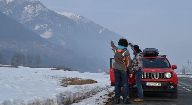 FCA Srbija omogućila studentima put na start up konferenciju u Austriji