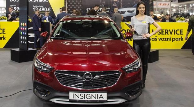 Insignia Exclusive i SUV modeli - Opelovi aduti na ovogodišnjem BG Car Showu