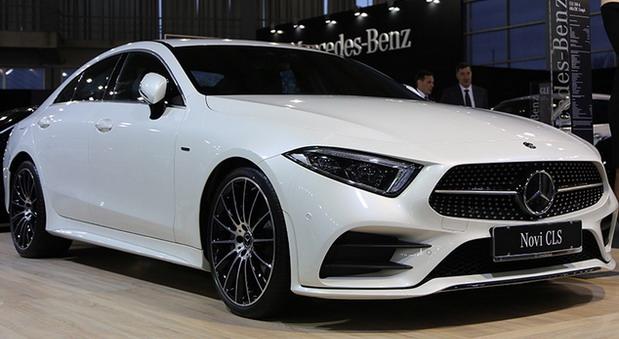 Mercedes na BG Car Showu