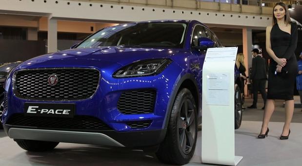 Jaguar i Land Rover na sajmu BG Car Show