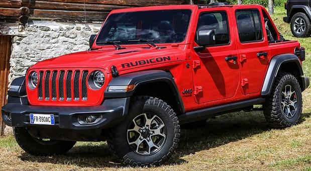 Potpuno novi Jeep Wrangler