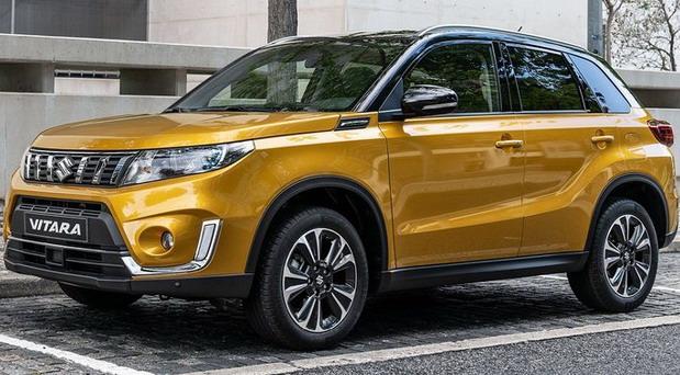 Obnovljeni Suzuki Vitara sa novim turbo benzincem