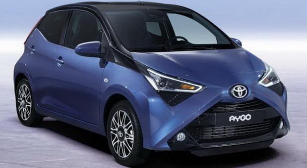 Cenovnik za Toyotu Aygo facelift u Srbiji