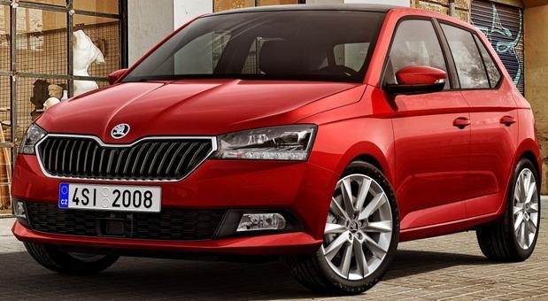Redizajnirana verzija modela Škoda Fabia stiže u Srbiju u septembru