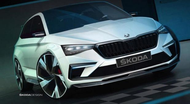 Uskoro i Škoda Vision RS Concept