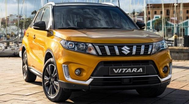 U Srbiji počela prodaja restilizovane Suzuki Vitare