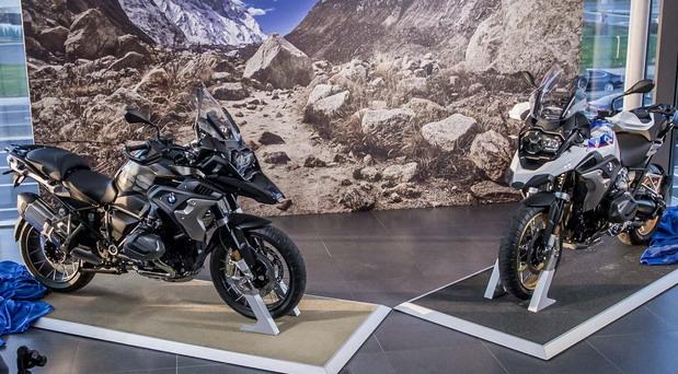 U novom BMW Motorrad salonu premijerno predstavljen BMW R 1250 GS