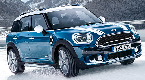 Akcija za Mini Countryman