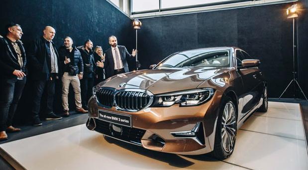 Pretpremijera: Novi BMW Serije 3 u Beogradu