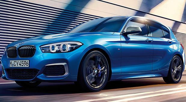 Akcijska ponuda za BMW Serije 1 Edition M Sport Shadow