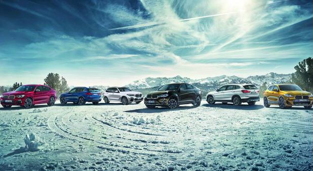 BMW xDrive Experience Kopaonik 2019