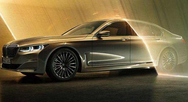 BMW ofanziva. Dobro došli u BMW Halu.