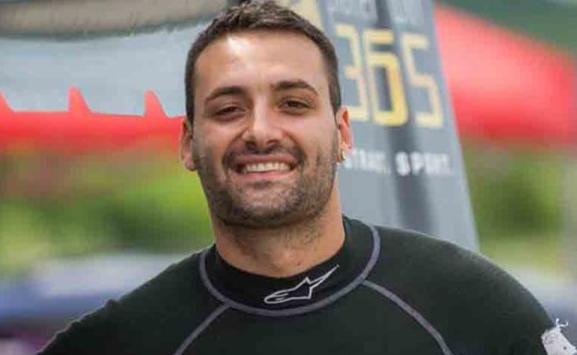CEZ 2019 – Hungaroring – Nemanja Milovanović na podijumu, Kastratović 7. u klasi