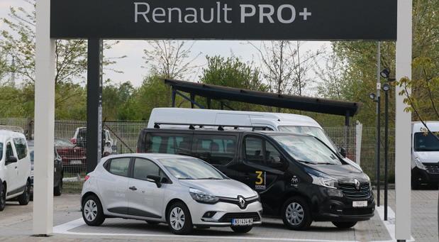 Stojanov Auto: novi Renault Pro+ i Renault Selection centar