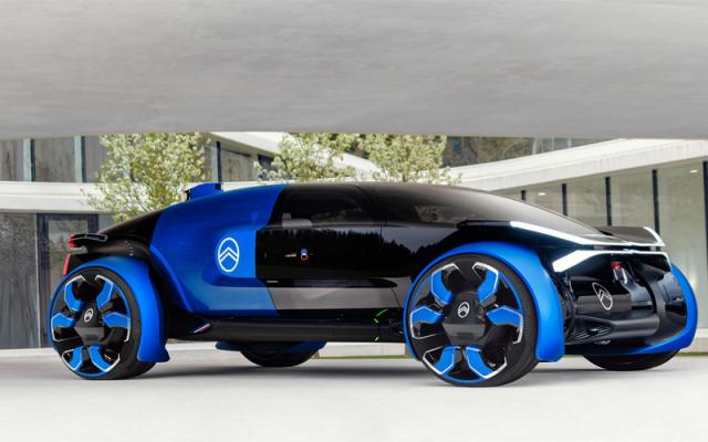 Autonomna i električna mobilnost su povezali Goodyear i Citroën u partnerski projekat