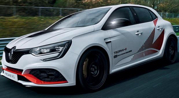 Renault Megane RS Trophy-R je najbrži serijski automobil sa prednjim pogonom na Nirburgringu