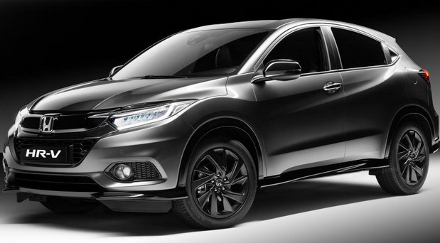 Nova Honda HR-V Sport