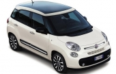 Fiat 500L Panoramic Edition