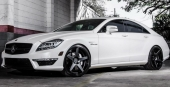 Ultimate Auto Mercedes CLS 63 AMG