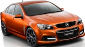 Holden VF Commodore SS V Show Car