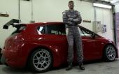 Borković testirao novi automobil