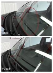 Reparacija oštećenja na vetrobranskim staklima
