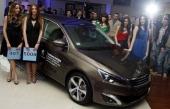 Peugeot 308 automobil godine u Srbiji
