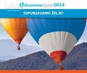 36. Sajam turizma od 27. februara do 2. marta 2014.