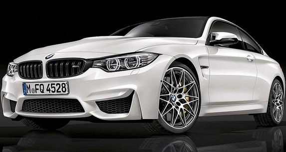 BMW Competition Paket za M3, M4 Coupe i M4 Cabrio