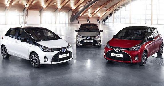 Toyota Yaris Limited edition