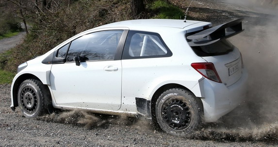 Toyota WRC tim zainteresovan za Solberga i Loeba