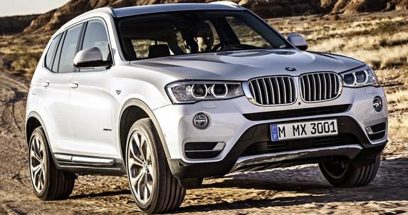 Specijalna ponuda za BMW X3