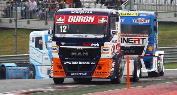 Goodyear jedini dobavljač pneumatika za evropske trke kamiona