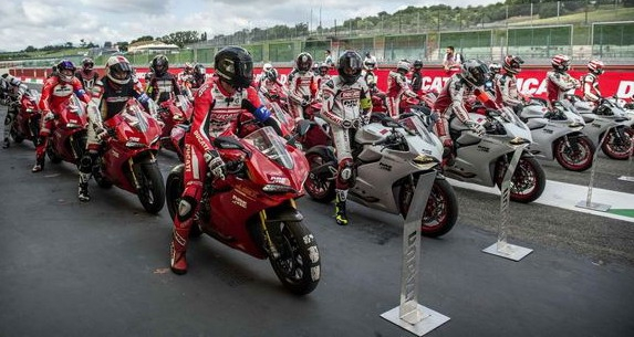 Ducatijeva vozačka akademija spremna za 2016.