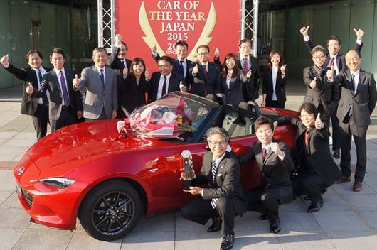Nova Mazda MX-5 osvojila još devet novih nagrada