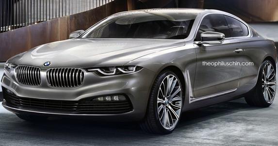 Novi BMW Serije 8 možda do 2020. godine