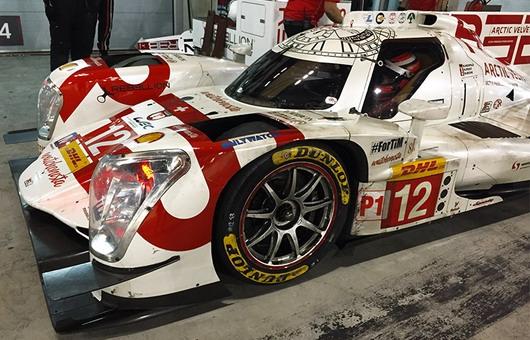 Dunlop se u Le Manu vraća u vrhunsku klasu LMP1