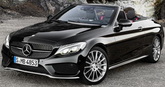 Mercedes C klase Cabrio i zvanično