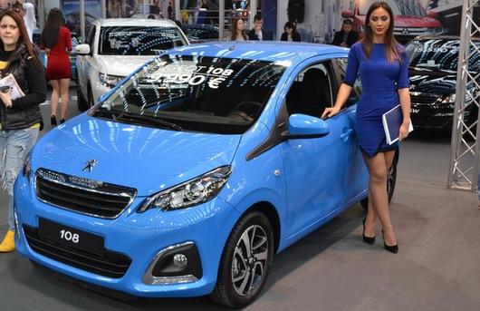 Peugeot na BG Car Show-u dopuna