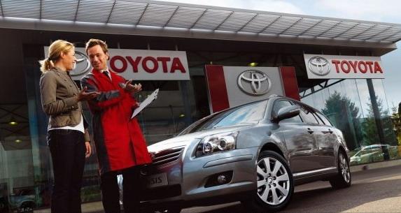 Toyota prolećna servisna akcija