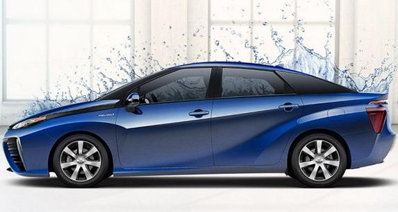 """Toyota Mirai izabran za """"Zeleni automobil godine u svetu"""""""