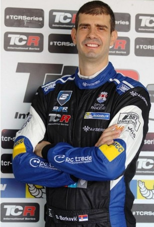 Borković zauzeo 3. poziciju na drugoj trci u Bahreinu