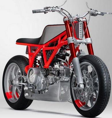 Ducati Scrambler lakši od Vespe